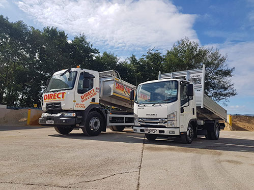 Sand Suppliers in Dorset